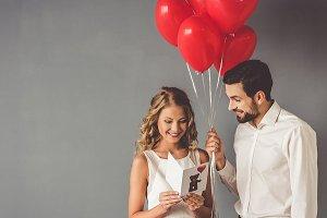Необычные подарки ко Дню святого Валентина