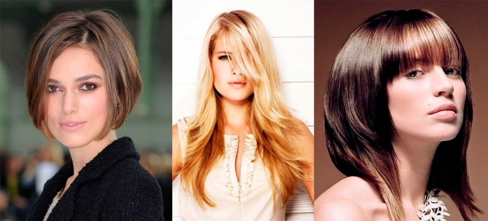 "Причёски для ""круга"" по совету Beauty Story"