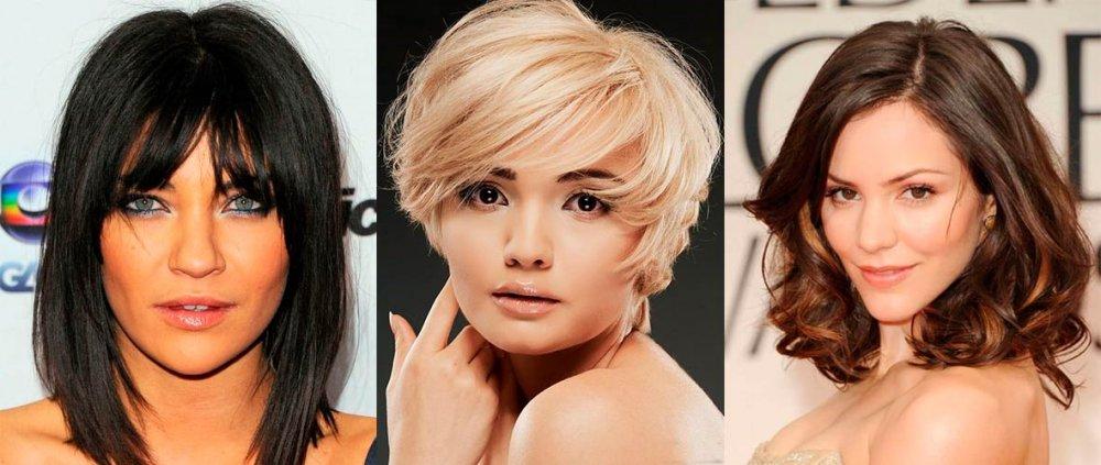 """Причёски для """"треугольника"""" по совету Beauty Story"""