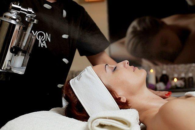 Новые процедуры для лица и тела Yon-ka