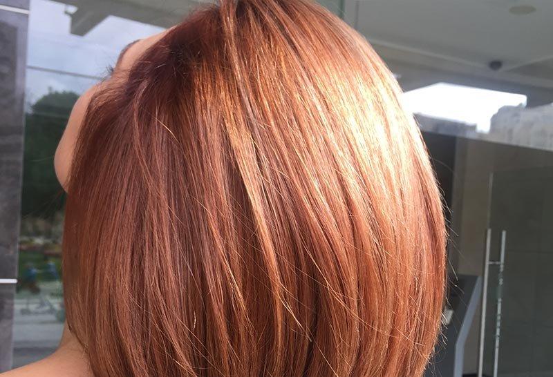 Правила сохранения цвета волос