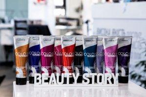 Коллекция цветных окрашиваний от Beauty Story