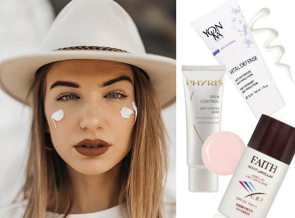 Какие компоненты в косметических продуктах действительно защищают кожу