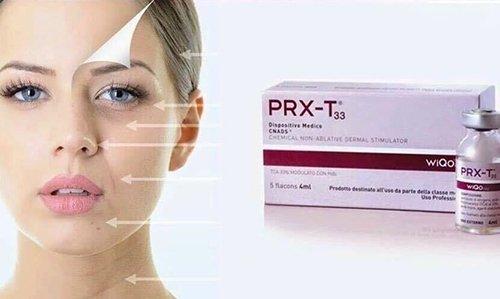 Пілінг PRX-T33: революція у боротьбі з пошкодженнями шкіри