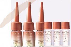 Акция: специальная цена на уход FAITH
