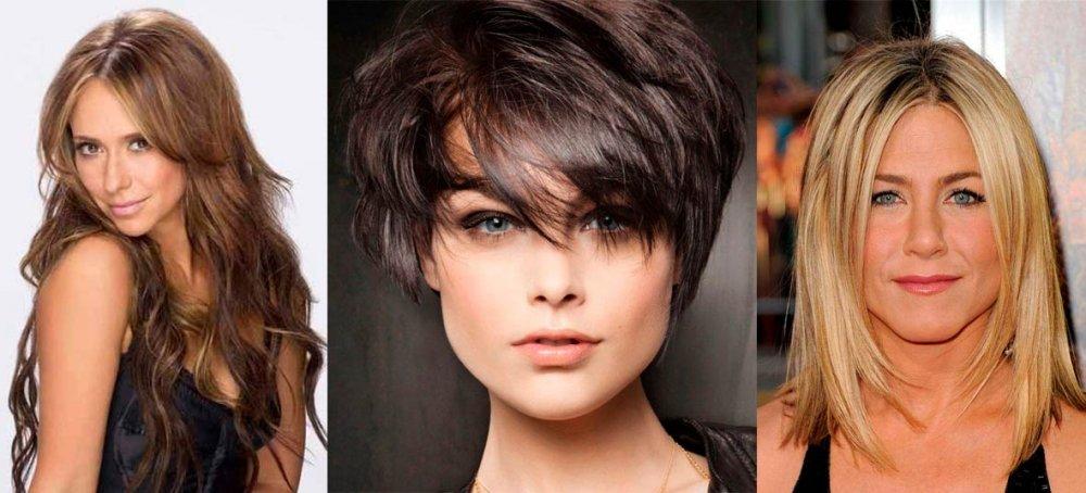 "Причёски для ""ромба"" по совету Beauty Story"