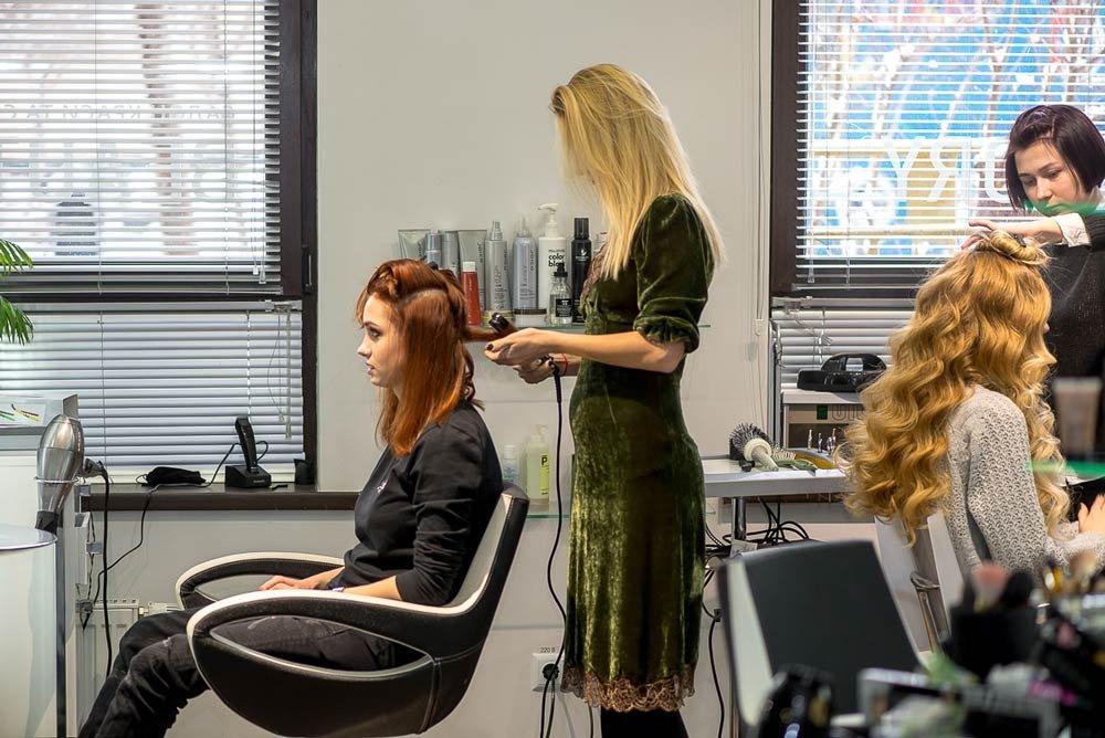 процедуры для волос Beauty Story