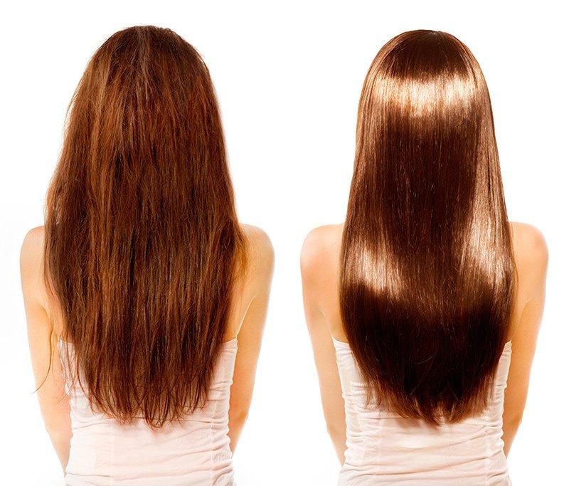 Реконструкция волос Joico: до и после процедуры