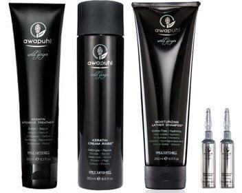 Набор Paul Mitchell для керапластики волос