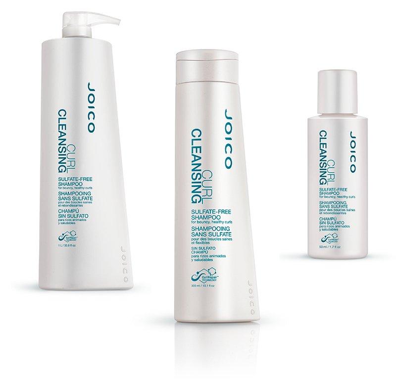 Шампунь бессульфатный для кудрявых волос Cleansing Sulfate – Free Shampoo