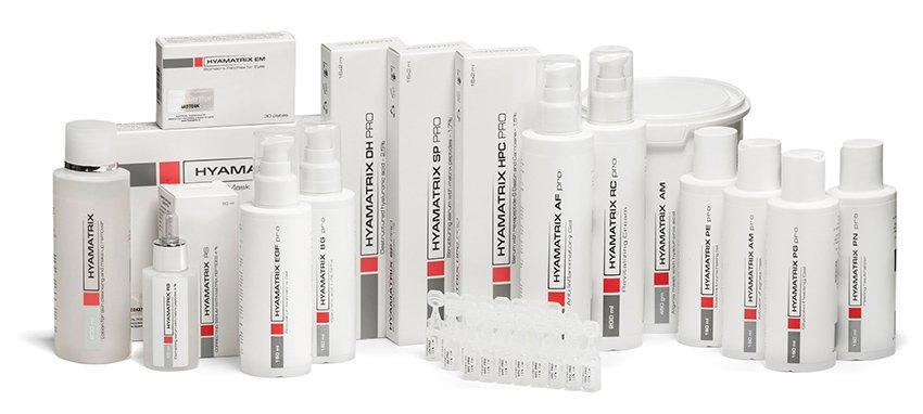 HYAMATRIX препараты