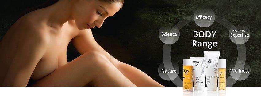 Косметологические спа-программы для тела Yon-ka (Франция)