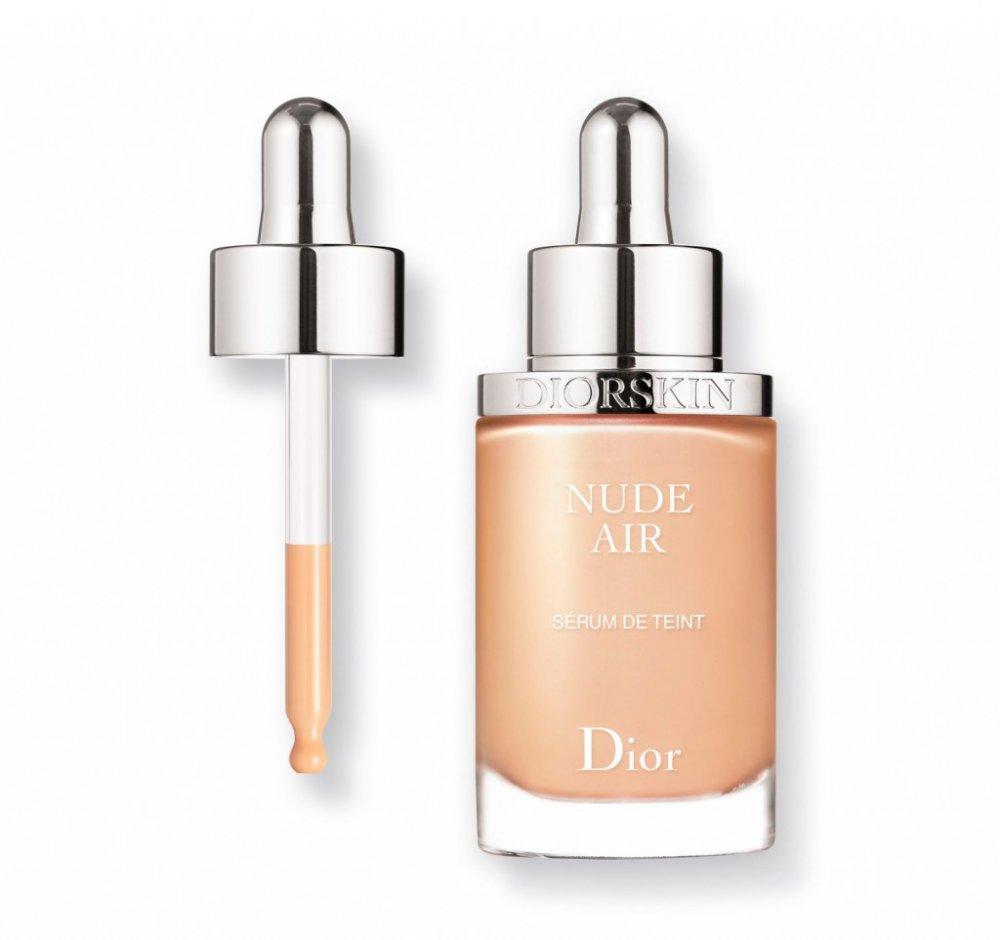 Тональная сыворотка Dior Diorskin Nude Air Serum SPF 20